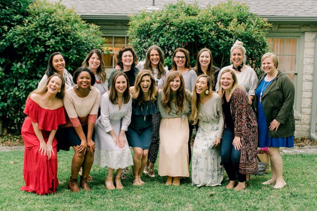 my beautiful illume retreat ladies // My Top 5 Take-Aways from Illume Retreat