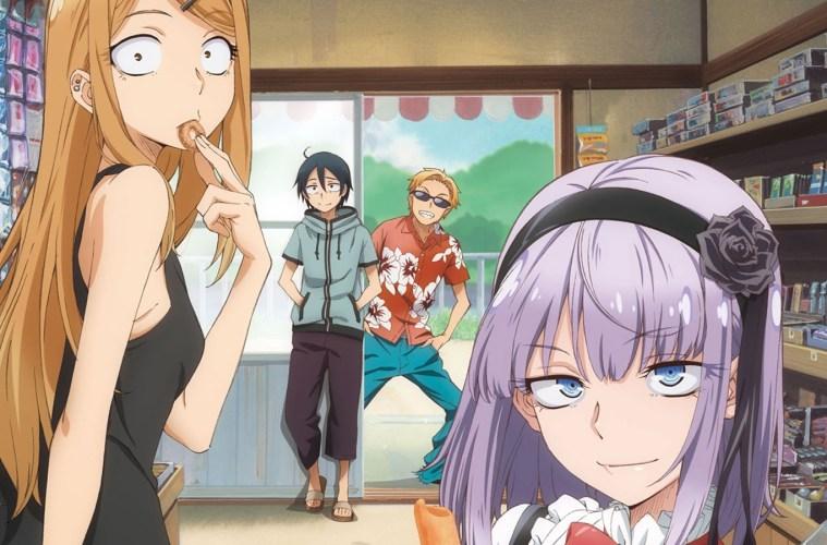 I Want Candy: Dagashi Kashi Review - kwinn pop