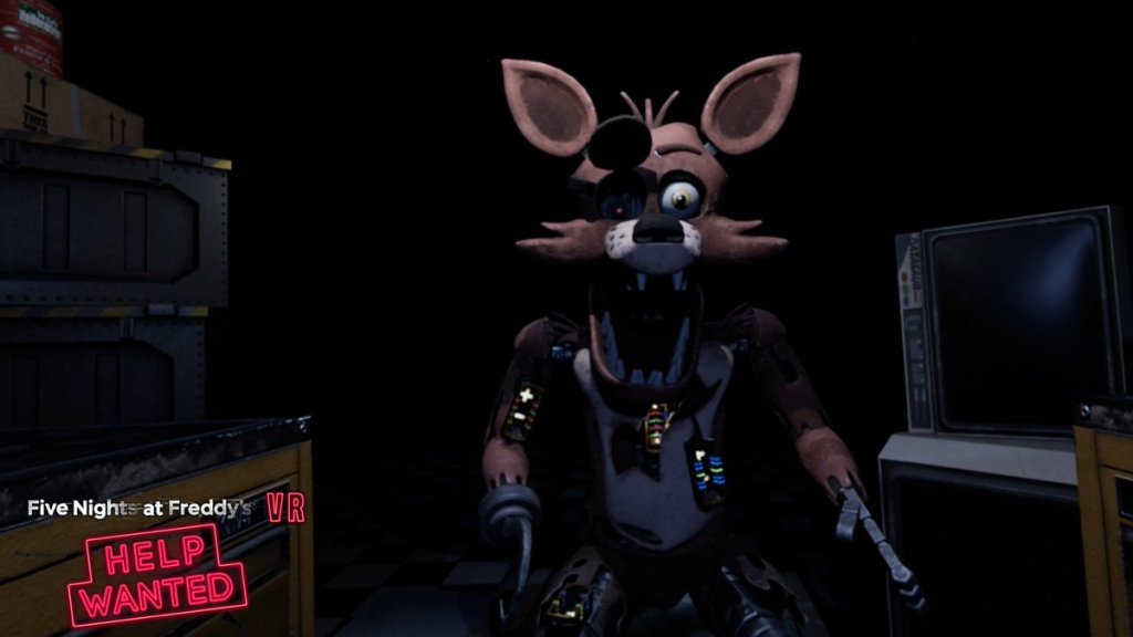Must Love Animals: Five Nights at Freddy's: Help Wanted (VR