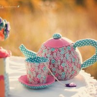 Drumming Beetle #teapots - All Ages