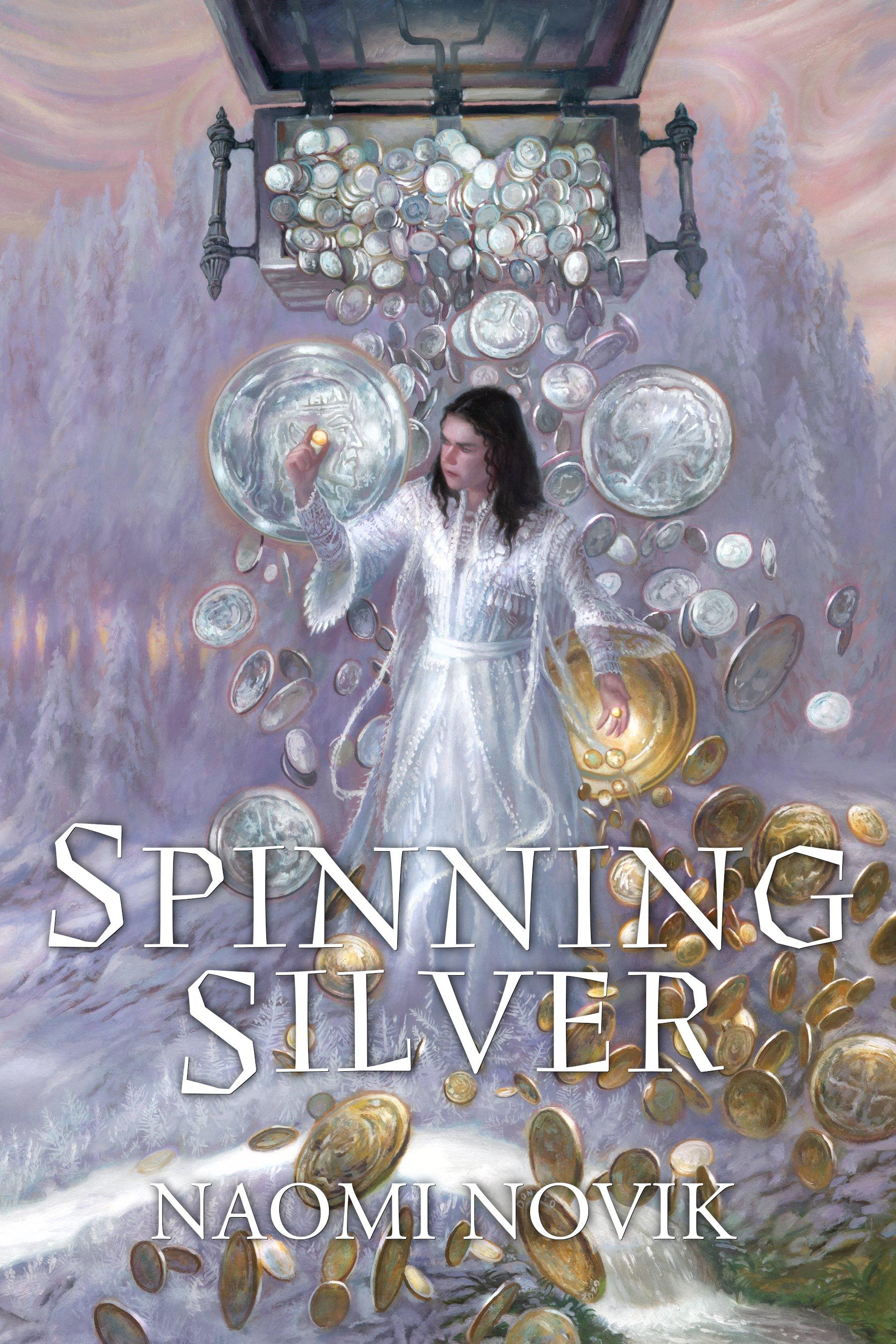 Spinning Silver Naomi Novik : spinning, silver, naomi, novik, Check, Spinning, Silver, Naomi, Novik