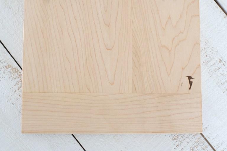 Custom-Fit Cutting Board