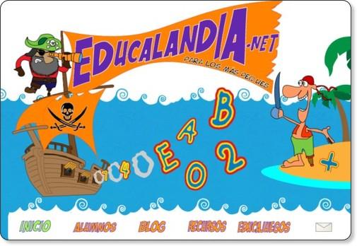 http://www.educalandia.net/