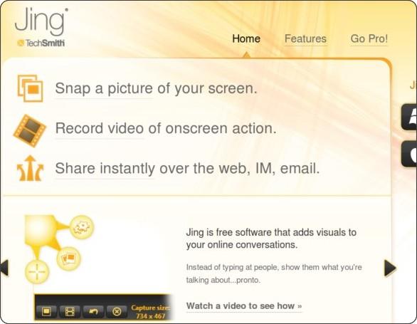 http://www.jingproject.com/