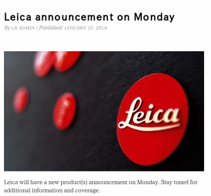 https://leicarumors.com/2018/01/13/leica-announcement-on-monday.aspx/