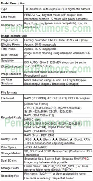 https://pentaxrumors.com/2018/02/13/pentax-k-1-mark-ii-dslr-camera-detailed-specifications-leaked/