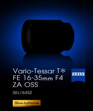 Zeiss Vario-Tessar T* FE 16-35mm F4 ZA OSS