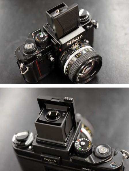 ップカメラ | マップカメラ情報 | 【2-2なう】 F3を中判カメラみたいに使おう!