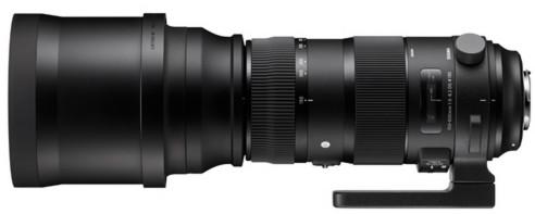 IGMA 150-600mm F5-6.3 DG OS HSM | Sports 発表