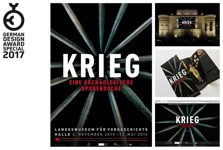 German Design Award // Doppelte Auszeichnung für Hallesche Grafiker Slide 1