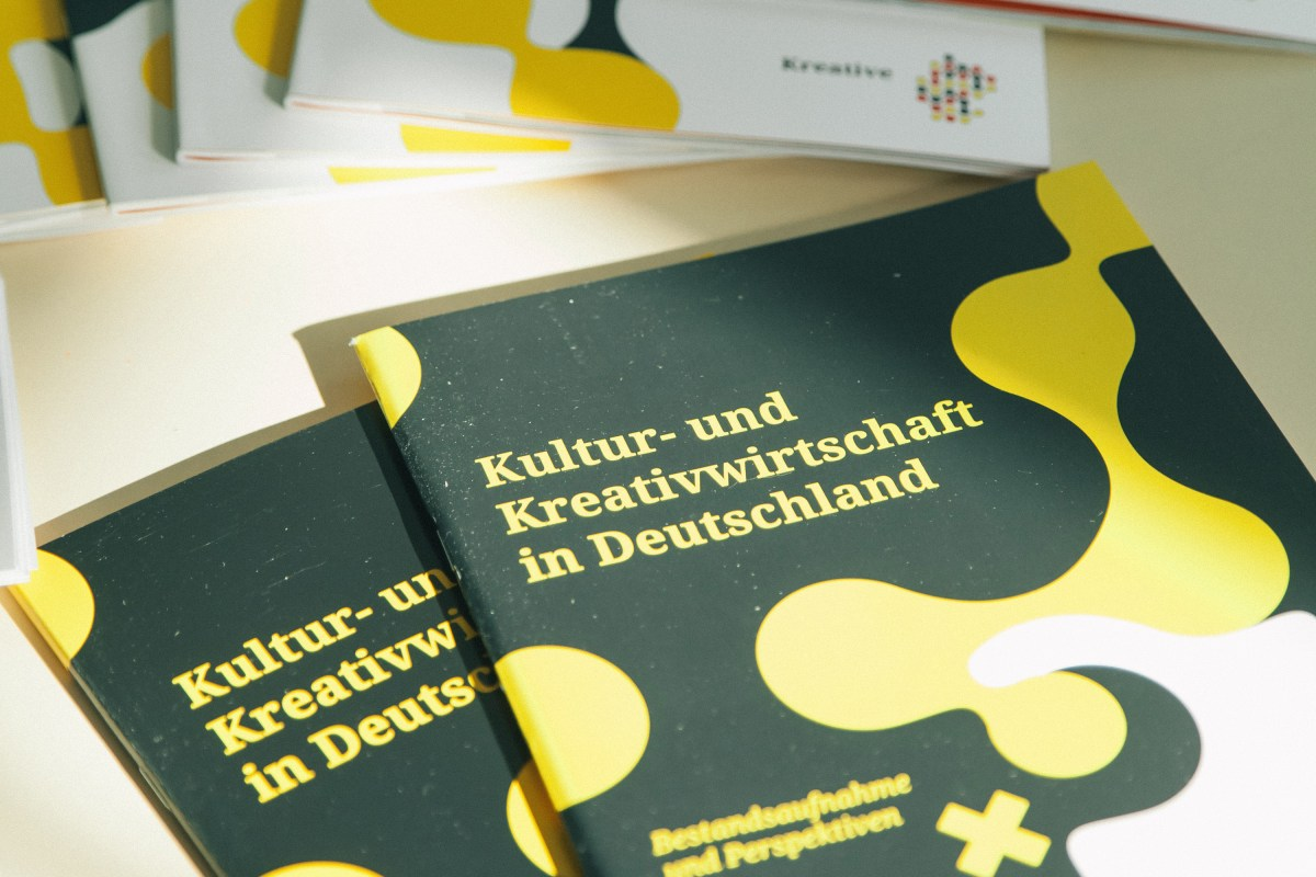 Fachkonferenz – Kultur- und Kreativwirtschaft in Deutschland am 20.04.2018 in Halle (Saale) Slide 1