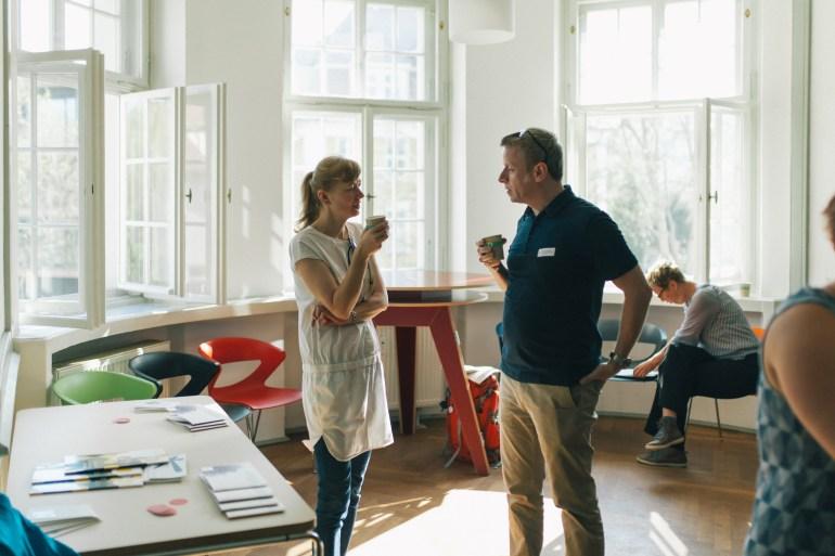 Fachkonferenz – Kultur- und Kreativwirtschaft in Deutschland am 20.04.2018 in Halle (Saale) Slide 2