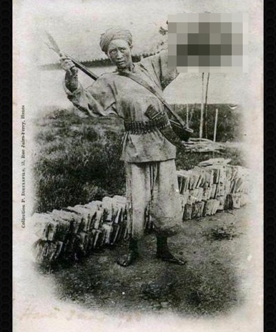 100年前のベトナムに持ち込まれ...