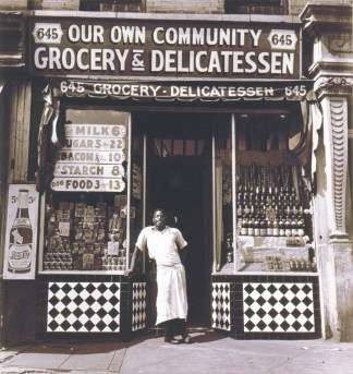 Image result for black harlem business ownership