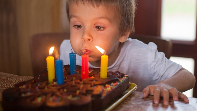 Ever Thought Why Do We Blow Out Birthday Candles?