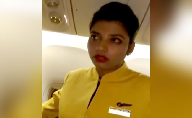 Jet Airways crew member arrested for money laundering