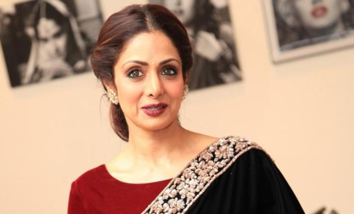 Legendary Bollywood Actor Sridevi passes away in Dubai