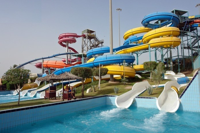 Aqua Park reopens today for summer 2018