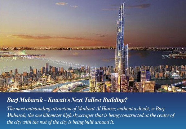 Silk City to put Kuwait on the global investment map