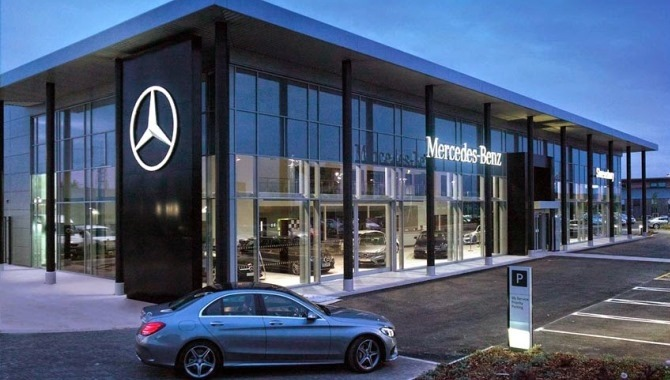 Al Mulla Group officially appointed as new Mercedes-Benz distributor in Kuwait
