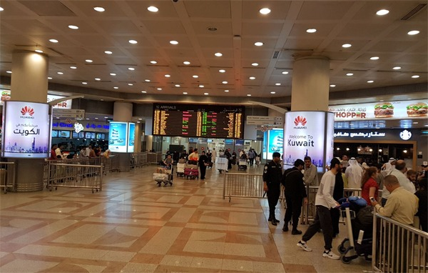 Kuwait Airport policeman arrested for sexually assaulting staff member