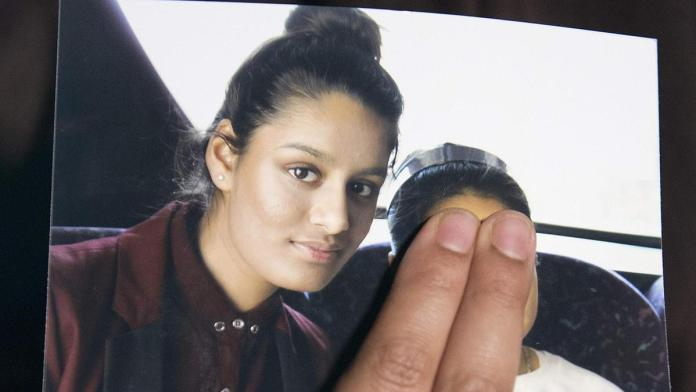 ISIS teen 'a bit shocked' after UK revokes her citizenship