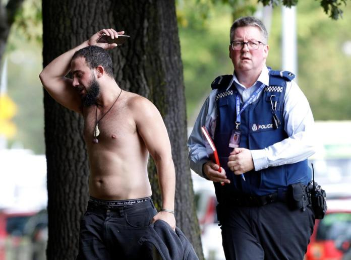 Christchurch shooting: 49 dead as gunman targets New Zealand mosques