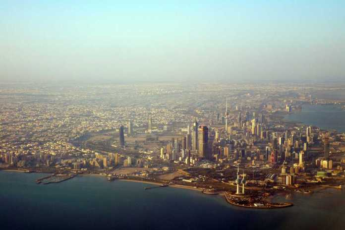 Drone Laws by Kuwait City