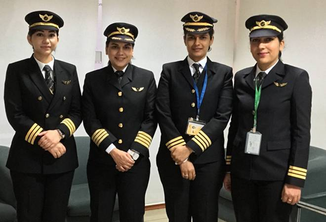 International Women's Day: Specially Air India has an all-women crew for 52 routes and GoAir also offers a complimentary upgrade