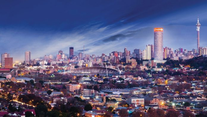 Johannesburg Skyline 1600x900 Top 20 Hot Destinations where you can visit less than $100 a day