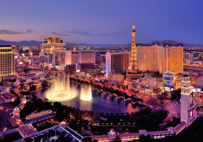 Las Vegas Top 20 Hot Destinations where you can visit less than $100 a day