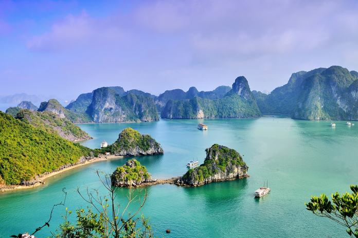 Vietnam Visit this 11 Countries when you coming to Asia the first time