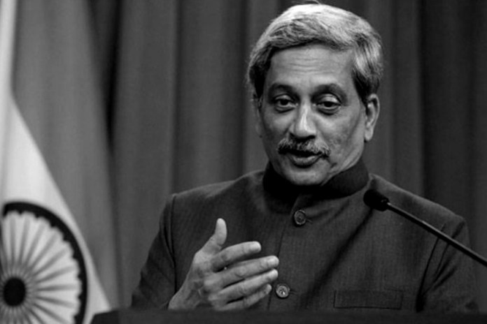 Goa Chief Minister Manohar Parrikar passes away