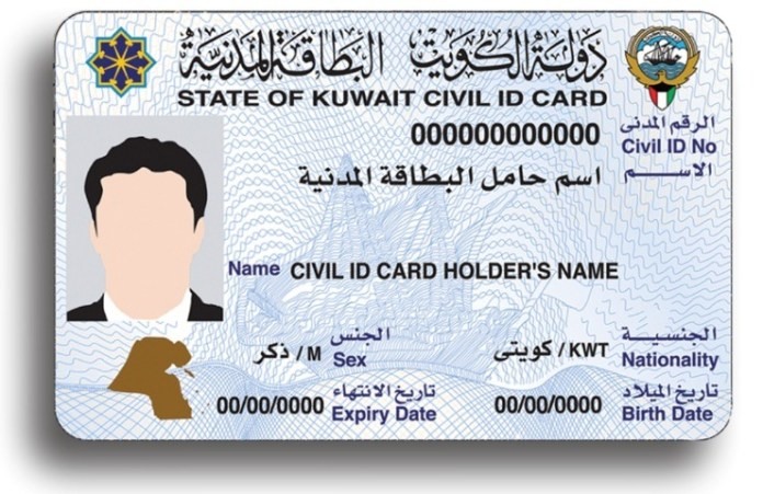 Civil ID must to travel back to Kuwait after vacation
