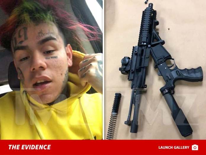 Tekashi69 Has Plan to Get Out of Jail Before September Racketeering Trial
