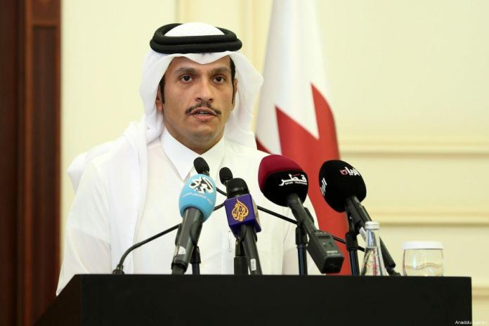 Qatar: Saudis welcome in Doha, seeking end to Gulf crisis