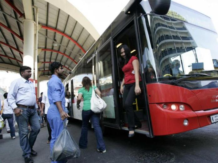 From this Sunday Nine new bus routes started in Dubai