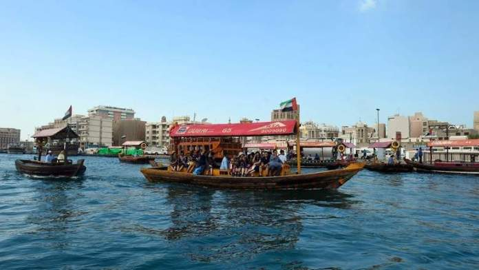 New marine services introduced on the Dubai Creek improved