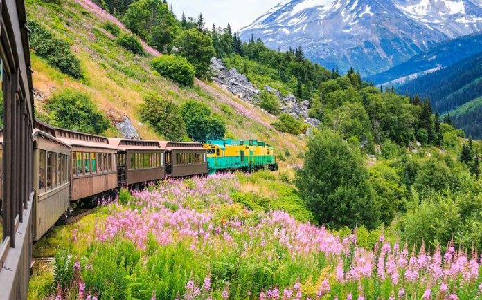 The Best Train Trips to Take Across America
