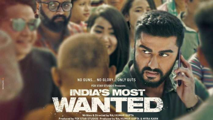 'India's Most Wanted' Review: Arjun Kapoor's film is more drab than deadly!