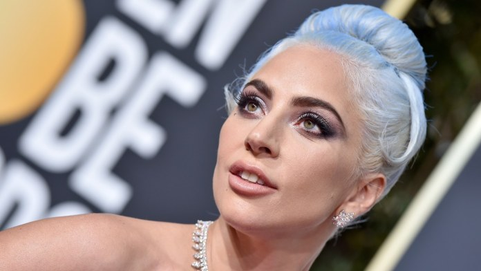 Lady Gaga exhibits her quirky costume collection in Las Vegas