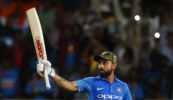 The Indian cricket team left for England for the 2019 World Cup
