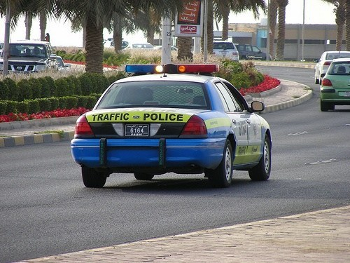 Kuwait Traffic officers punished for issuing citations against citizens and expatriates