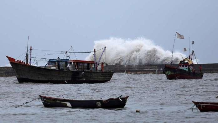 Cyclone Vayu changes course, won't make landfall in Gujarat, says IMD