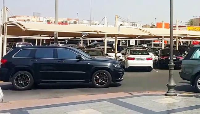 KD 135 fine for parking cars in co-op sheds for long time in Kuwait