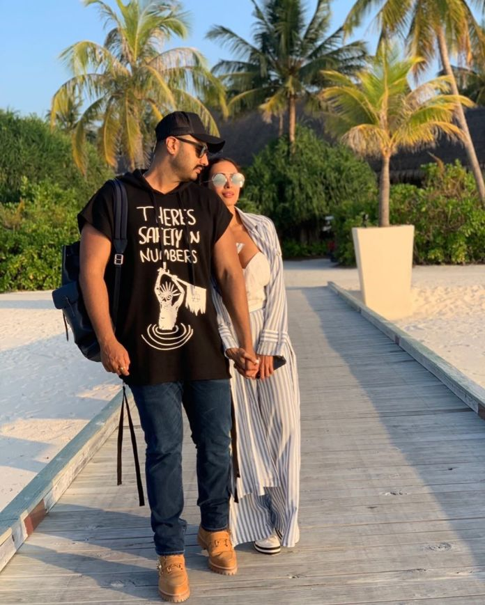 Malla validates her relationship with Arjun Kapoor, Shared lovey-dovey birthday post on Instagram