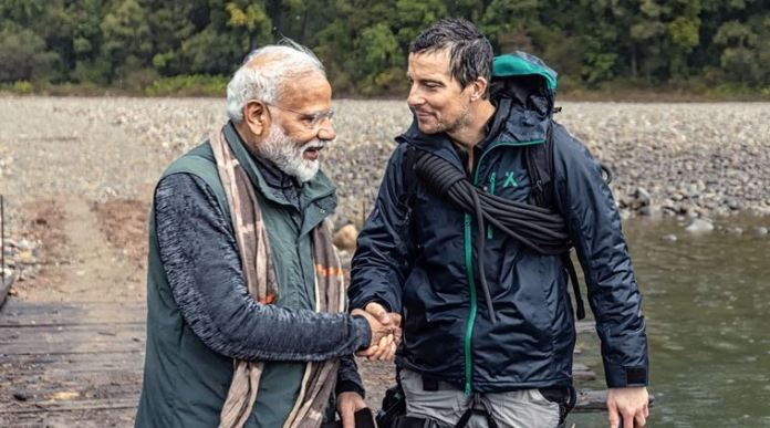 Watched: PM Modi on Man Vs Wild? Now have a look at trending memes on twitter