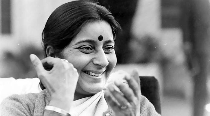 Late Sushma Swaraj: A women who shattered records, won hearts and encouraged millions of minds