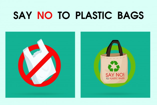 Kuwaiti Co-operative fellowships substitute plastic bags with eco-friendly ones