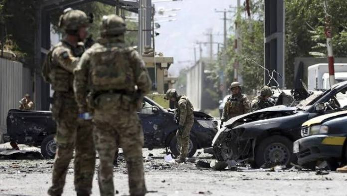 In Kabul, Talibani suicide bomber homicides at least 10 people, 42 are injured